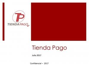 1.5 Tienda Pago