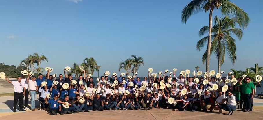 Reunión Asesores de Negocios de las Instituciones Afiliadas a la Red Acción Dreams Playa Bonita - 92 participantes