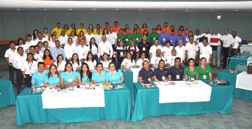 Primera Reunión Asesores de Crédito de las Instituciones Afiliadas a la Red Acción - Irotama Resort - Santa Marta, Colombia - 81 participantes